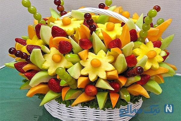 جلوگیری از اکسیدشدن ( قهوه ای شدن ) میوه ها