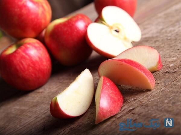 سیاه نشدن میوه در میوه آرایی