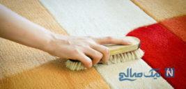راه های جالب خوشبو کردن فرش