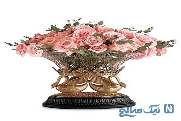 مدل گلدان های زیبا برای دکوراسیون +تصاویر