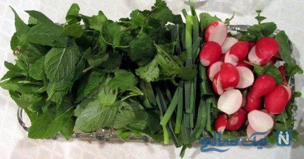 روش صحیح شستشوی سبزیجات