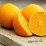 نحوه گرفتن تلخی پوست پرتقال برای خلال+تصاویر