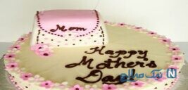 کیک روز مادر+تصاویر