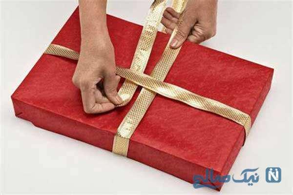 آموزش کادو کردن خلاقانۀ هدایا