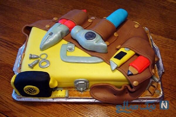 مدل کیک روز پدر +تصاویر