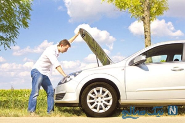 روش نگهداری از اتومبیل