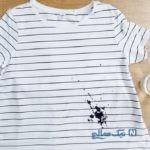 نسخهای برای لکههای زیربغل لباس و سایر لکه ها درتابستان