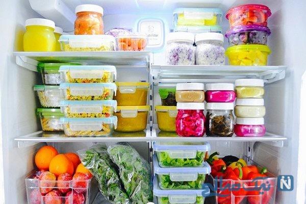 روشهای نگهداری غذا