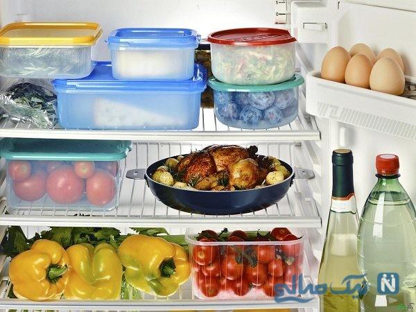 تکنیک هایی مهم درباره نگهداری غذا در تابستان