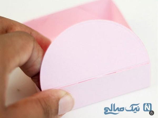 روش ساخت جعبه های گلبرگی
