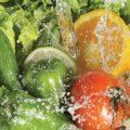 ضد عفونی کردن سبزیجات تابستانی با این محلول خانگی