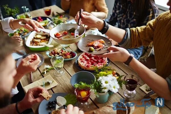چگونه یک مهمانی عصرانه تدارک ببینیم!