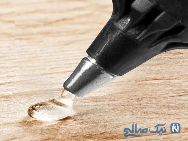 بهترین روش پاک کردن لکه انواع چسب ازانواع سطوح مختلف