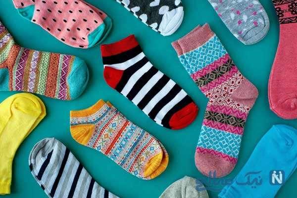 ایده های بسیارجالب برای استفاده از جوراب های کهنه