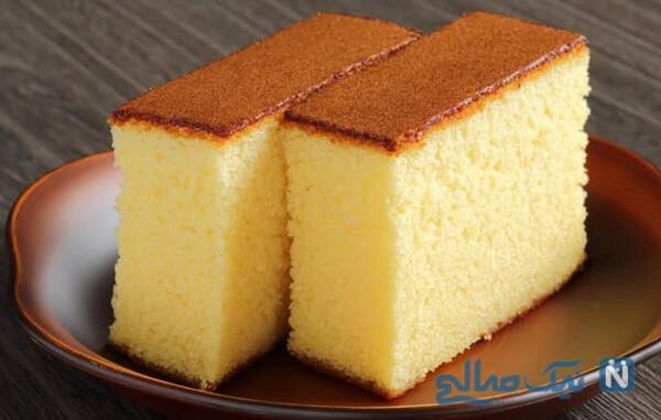 برای نرم شدن کیک چه باید کرد