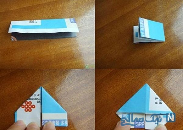 ساخت جامدادی با کاغذ