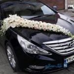 بهترین اتومبیل برای برگزاری تشریفات عروسی