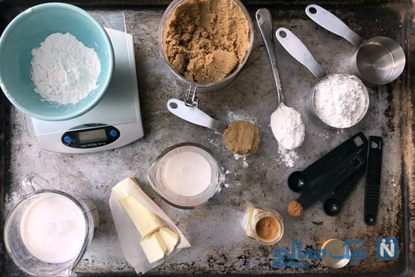نکات مهم پخت شیرینی