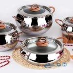 راهنمای خرید انواع سرویس قابلمه مناسب برای پخت و پز