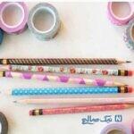 ساخت جذاب ترین لوازم التحریر برای رفتن به مدرسه +تصاویر