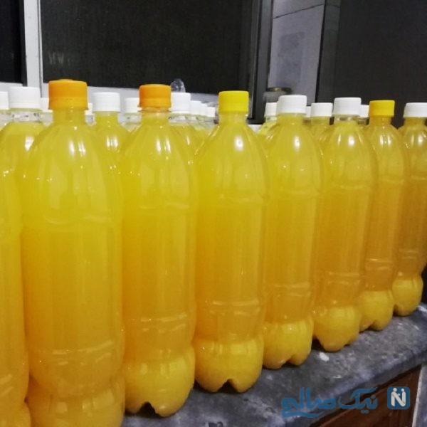 نگهداری آبلیمو و آبغوره در ظروف پلاستیکی ممنوع