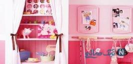 چگونگی تمیزکردن اتاق خواب کودکان