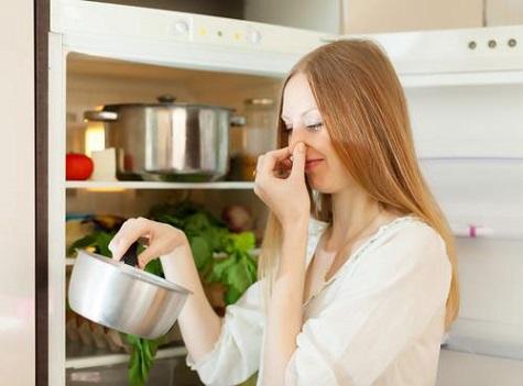 بوی بد در آشپزخانه