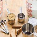 نکات کلیدی برای اندازه ها در آشپزی