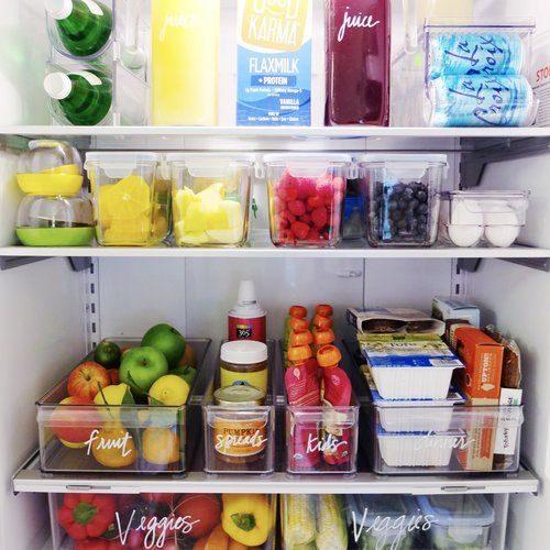 نگهداری اصولی غذاها