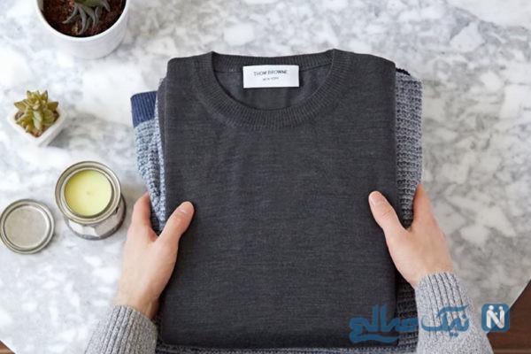 نگهداری اصولی لباس ها با چند ترفند ساده که باورتان نمی شود