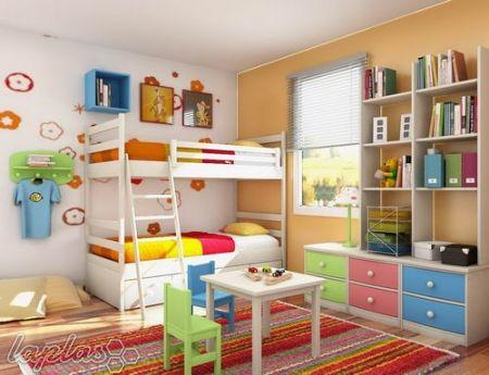 ۱۵نکته ی مهم و اساسی چگونگی تمیز کردن اتاق کودک