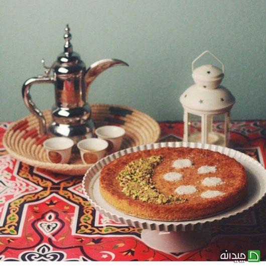 ۱۰ چیدمان بی نظیر سفره افطار+تصاویر