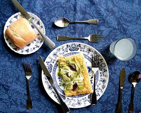 اصول چیدن میز غذا به سبک شاهانه و سلطنتی!