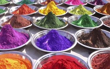 رنگ خوراکی خانگی را جایگزین رنگ خوراکی صنعتی کنید