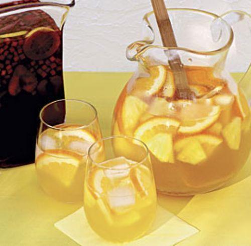 نحوه درست کردن آب طعم دار برای گرمای تابستون+تصاویر