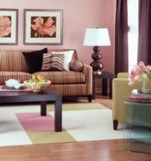 ایده های بسیار زیبا کننده برای اتاق نشیمن کوچک