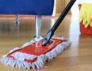 چطور کف آشپزخانه را تمیز کنیم؟