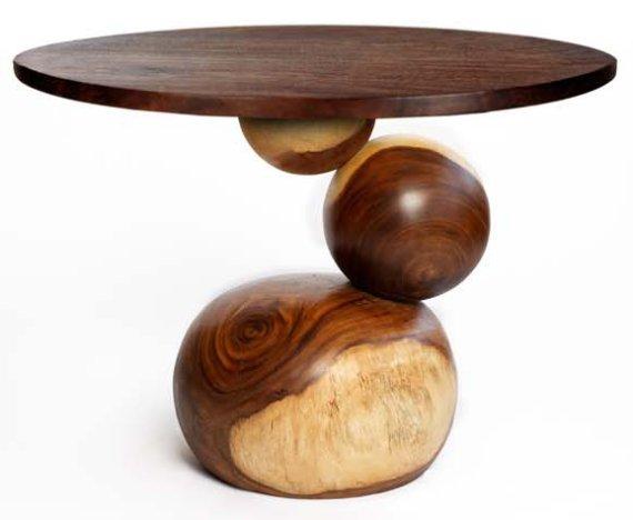چه طور یک میز چوبی را تمیز کنیم