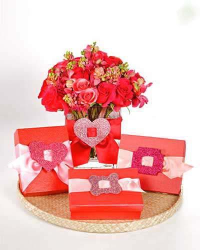 مدل جعبه های هدیه+ تصاویر زیبا