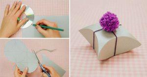 نحوه درست کردن جعبه های تزیینی+تصاویر