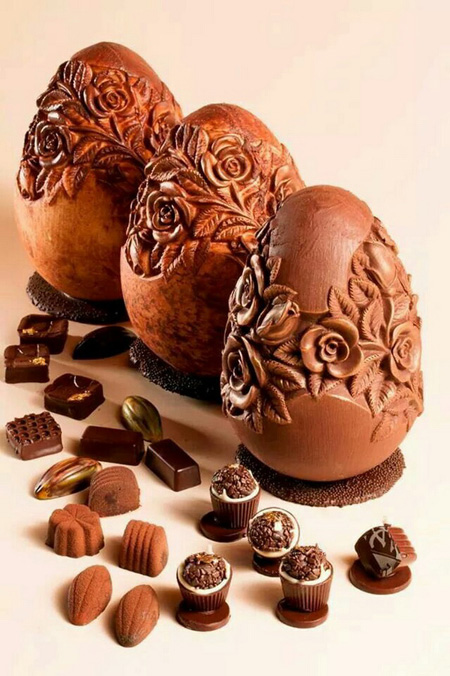 جدیدترین مدلهای تخم مرغ عید +تصاویر