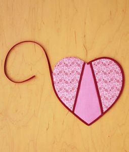 دستگیره های آشپزخانه به شکل قلب را خودتان در خانه درست کنید