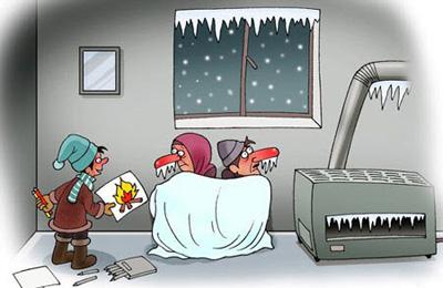 بدون وسایل گرمایشی وبا این روش ها خانه تان را گرم و در هزینه هاصرفه جویی کنید