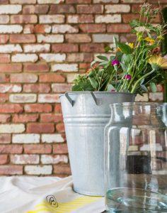 تزیین دسته گل خانگی و بسیار ساده وشیک را به شما آموزش داده ایم
