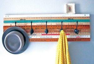 ساخت رخت آویز های بسیار ساده در خانه با این ایده های جالب وجذاب