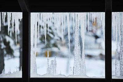 ایمن کردن پنجره ها در برابر سرما |چگونه پنجره ها را برای مقابله با سرما آماده کنیم؟