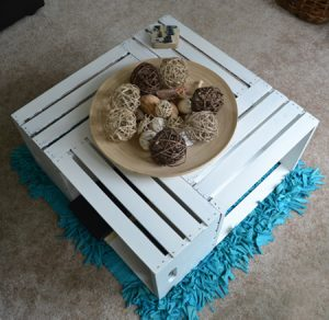 آموزش ساخت میز جلوی مبل دست ساز ساده شیک+تصاویر