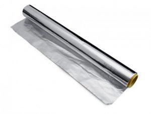 استفاده از فویل های آلومینیومی