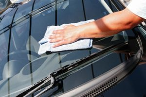 شستن خودرو با کمترین میزان آب