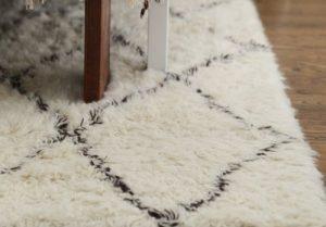 برطرف کردن جای مبل از روی فرش یا موکت
